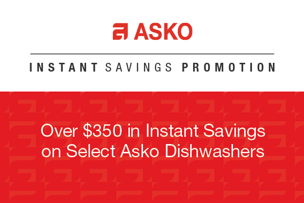 ASKO Instant Savings Promotion - US