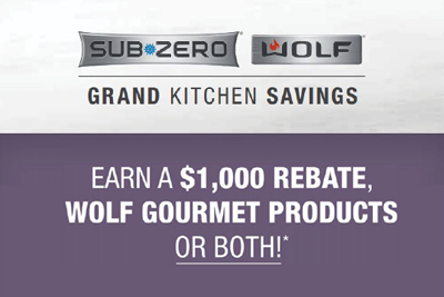 The Grand Kitchen Savings Offer